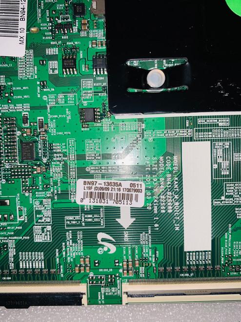 Samsung UN49MU6290F Main board with Wifi module BN41-02568B / BN97-13635A / BN94-12641M & BN59-01264A