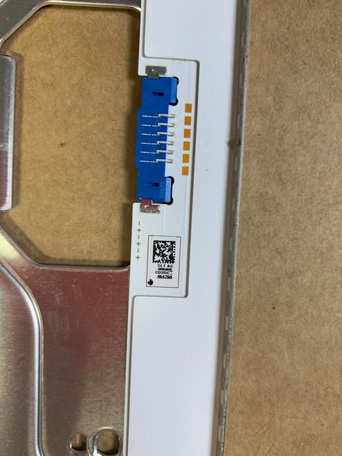 Samsung QN65Q65FNF LED Light Strip With Metal Plate BN96-46470A