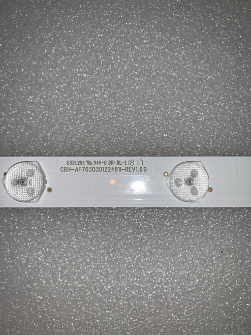 Vizio M70-F3 LED Light Strips set of 24 CRH-AF703030122481I