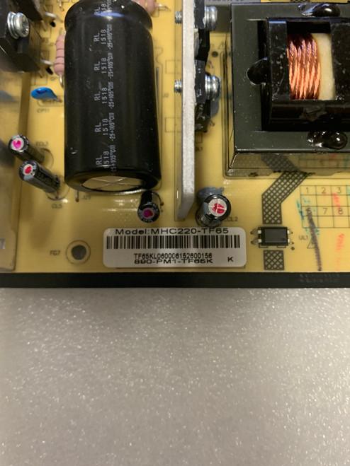 Element E4SFC651 Power Supply board MHC220-TF65 / 890-PM1-TF65K