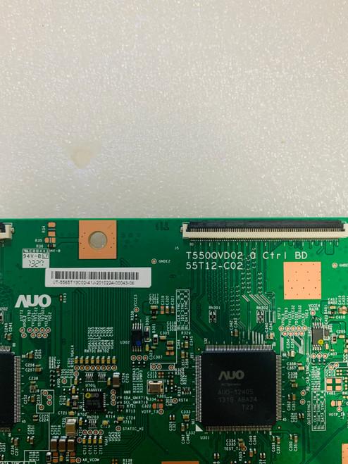 Element E4SFC651 Tcon board T550QVD02.0 / 55.65T13.C02