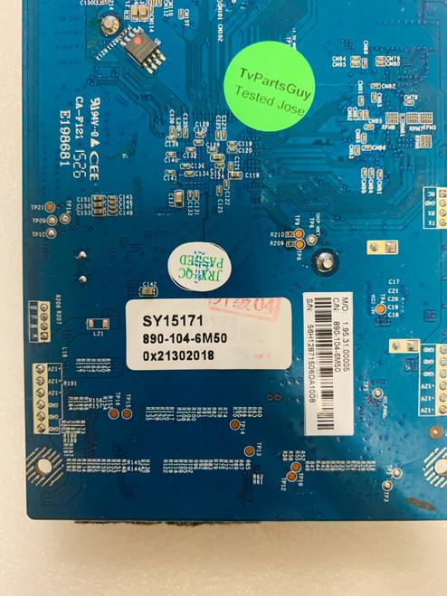 Element E4SFC651 FRC board CV6M50L-B / SY15171 / 890-104-6M50