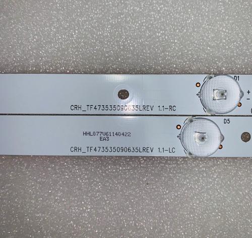 Element ELEFT481 LED Light Strips set of 12 CRH_TF473535090635LREV 1.1