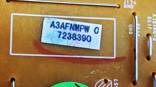 Funai LF320FX4F DS2 Power Supply board BA3AFCF0102 3 / A3AFNMPW