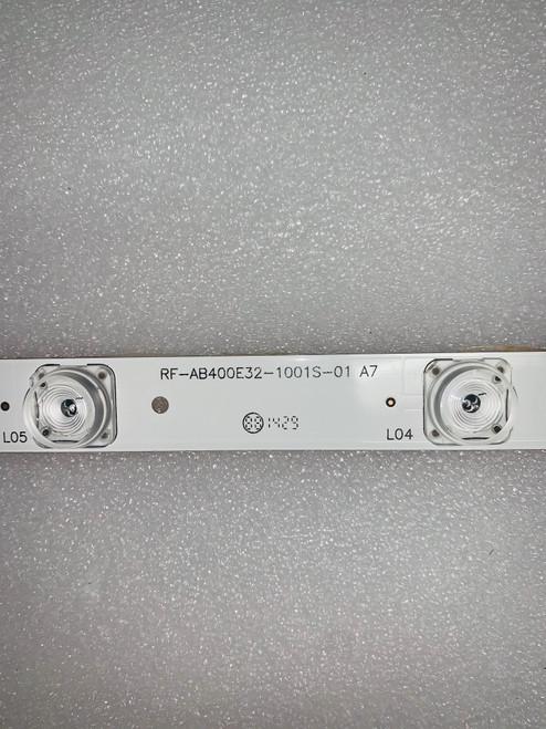 Hitachi LE40S508 LED Light Strips set of 5 RF-AB400E32-1001S-01