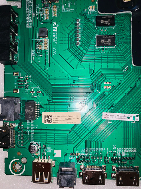 Hisense 55H6E Main board RSAG7.820.7918/ROH / 222704 / 222708