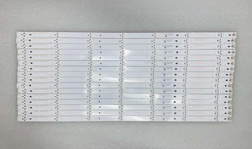 Philips 65PFL6621/F7 LED Light Strips set of 16 RF-EN650E30-0701S-01