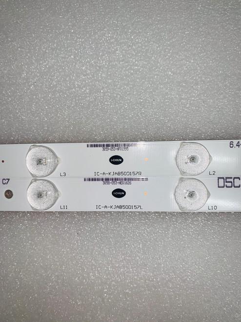 RCA LED50B45RQ LED Light Strips set of 12 IC-A-KJAB50D157