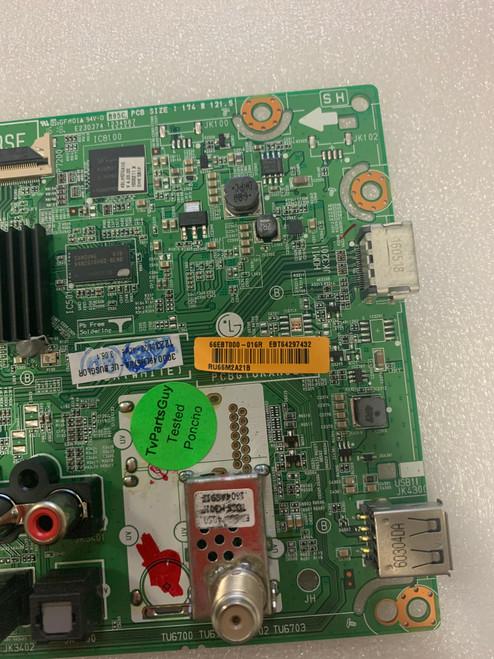 LG 49LH570A Main board EAX66851605 / EBT64297432