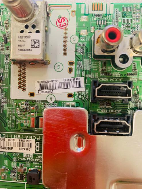 LG 50UK6500AUA Main board EAX67872805 / EBT65198906