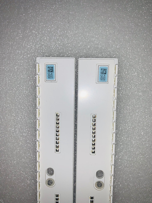 Samsung UN55HU8550F LED Light Bar set of 2 BN96-30660A & BN96-30661A