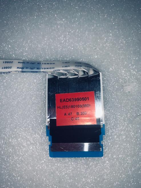 LG 43LK5900PLA LVDS ribbon cable EAD63990501
