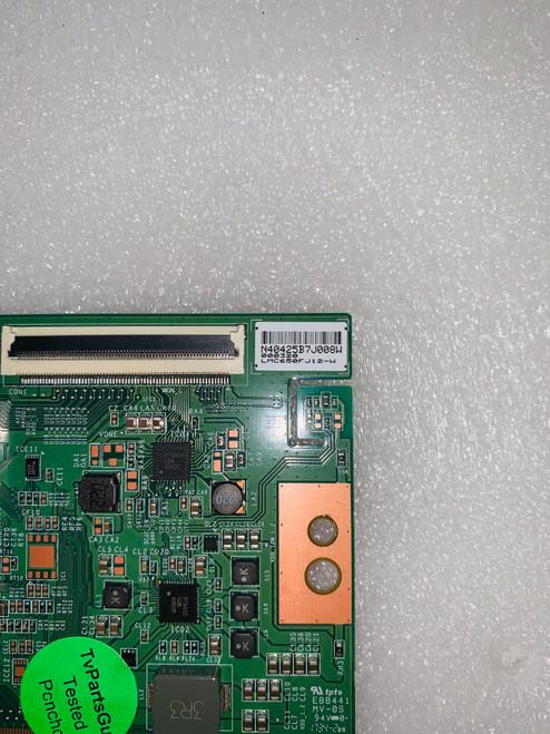 Polaroid 65GSR4100KN Tcon board 17Y_SGU13TSTLTA4V0.1 / LJ94-40425B