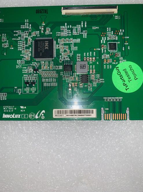 Hisense/Sharp Tcon board MACDJ4E11