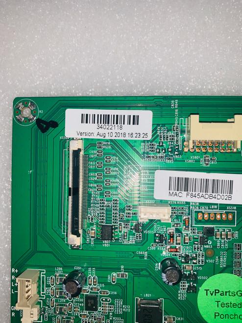 Polaroid 50T7U T V Repair kit 34022118 / 34022151  / CV500U1-T01-CB-1 (VERSION 2)
