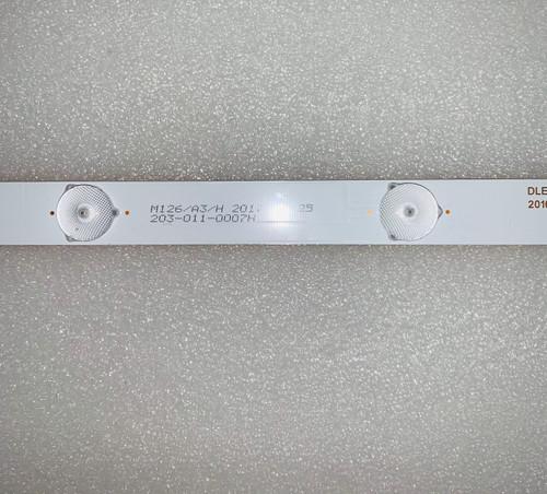 Polaroid 65GSR4100KN LED Light Strip set of 16 203-011-0007H