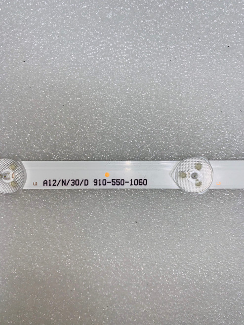 Westinghouse WA55UFA1001 LED Light Strips set of 11 910-550-1059 & 910-550-1060