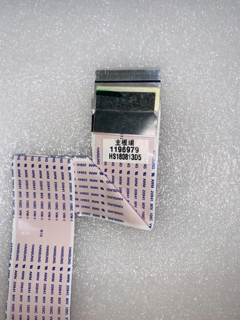 Hisense 55R6000E LVDS Cable 1196979