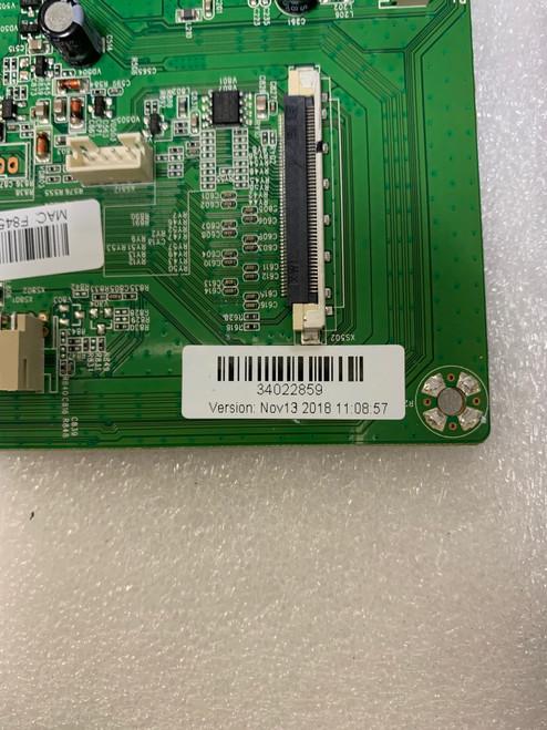 Polaroid 55T7U TV Repair kit 34022859 / 34022130 / 34018684