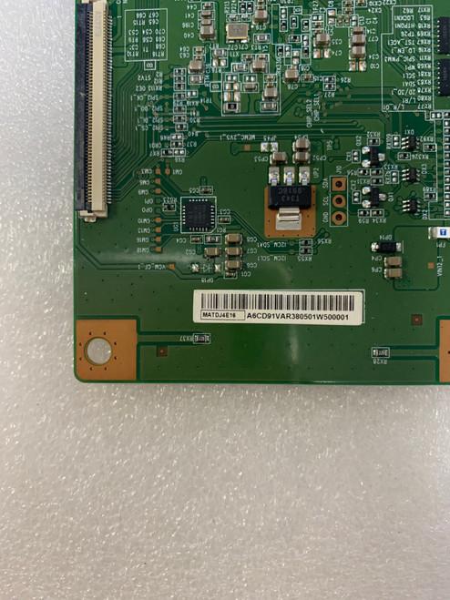 JVC LT-58MA887 Tcon board MATDJE16