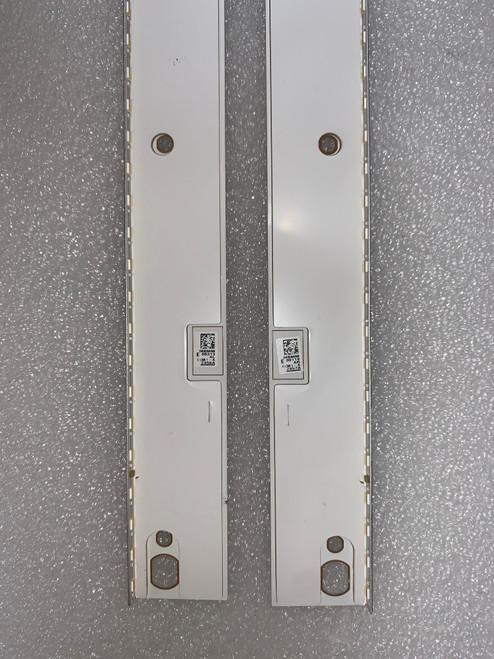 Samsung UN49MU8000F LED Light Strips Bar set of 2 BN96-42456A & BN96-42457A
