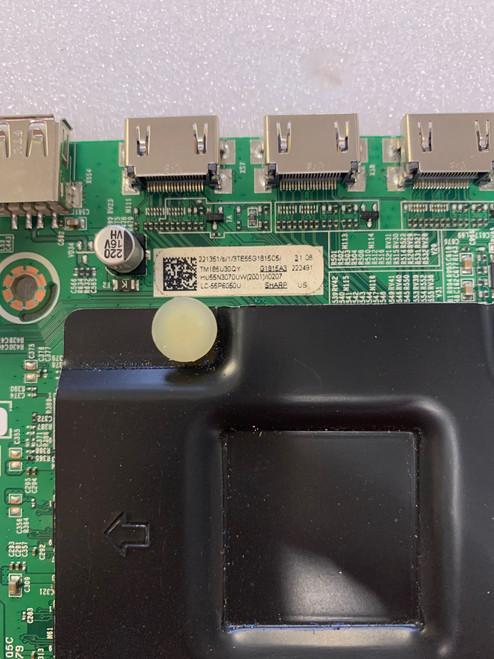 Sharp LC-55P6050U Main board RSAG7.820.7733/ROH / 221351