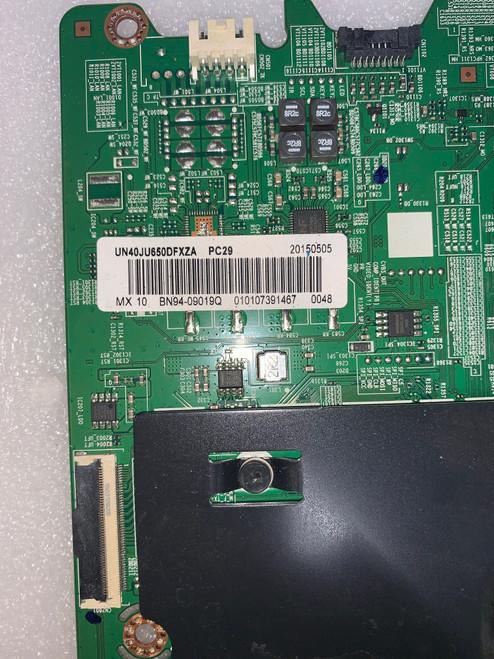 Samsung UN40JU650DF TD01 Main board BN41-02344B / BN94-09019Q