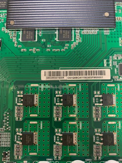 V655-G9 Main board & Tcon board set TE.MT5597.EC762 / 6M03M0001600R & TACDJ4031