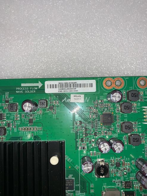 Vizio M55-F0 Main board 0171-2272-6864 / 3655-1482-0150