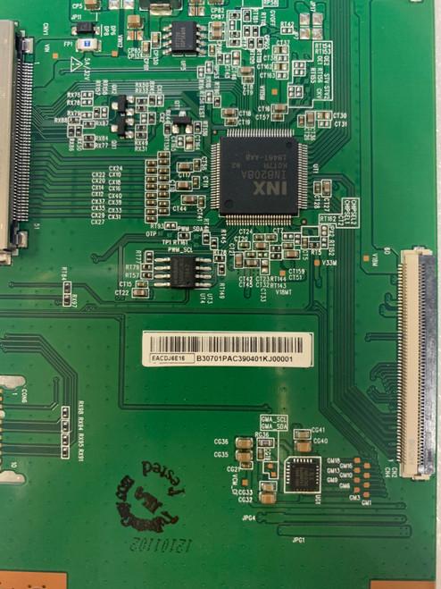 50UK6090PUA Tcon board EACDJE6E16