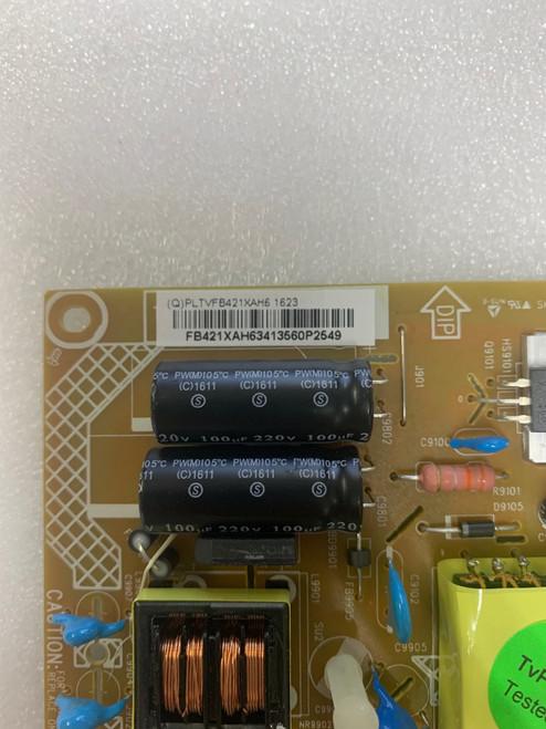 Vizio D32HN-E1 Power Supply board 715G7735-P01-000-002S / PLTVFB421XAH6