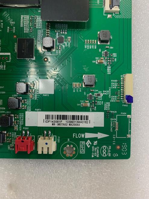 Hitachi 65R82 Main board 40-MST10B-MAA2HG / M8-1MSTA02-MA200AA