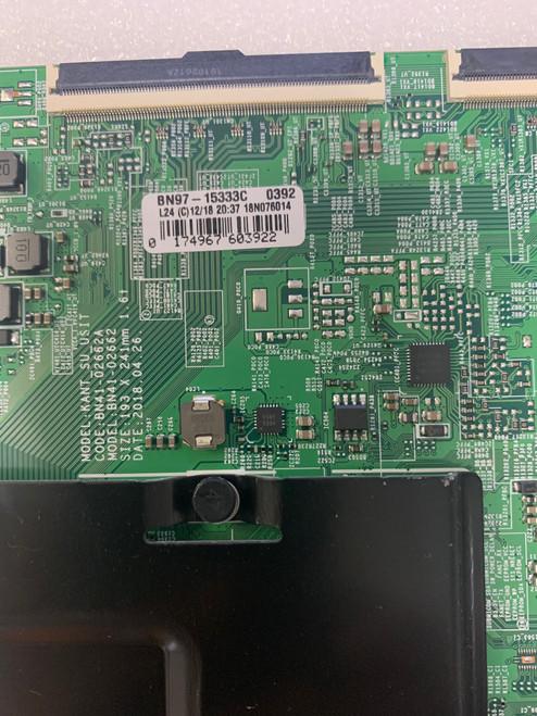 Samsung UN65NU6950F BB02 Main board BN41-02662A / BN97-15333C / BN94-12873M