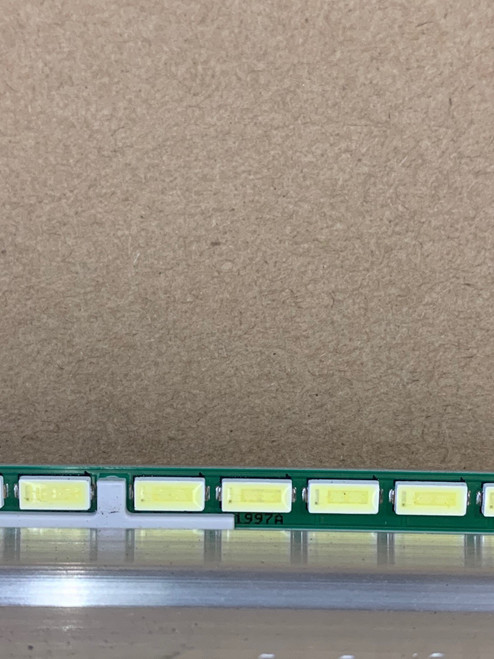 LG 49SH7DB-B Edge Lite LED Light Strips in metal casing 6916L-1997A & 6916L-1998A