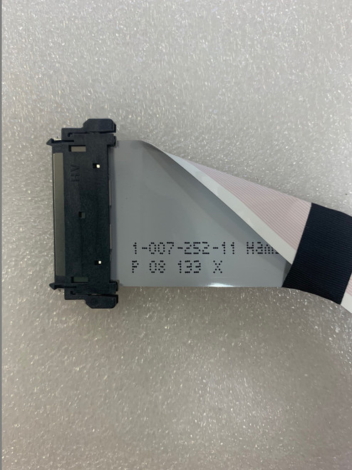 Sony KD-55X75CH LVDS Tcon to Main board Cable 1-007-252-11
