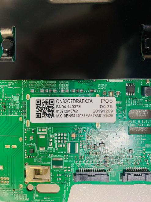 Samsung QN82Q7DRAF FA01 Main board  BN41-02695A / BN94-14037E