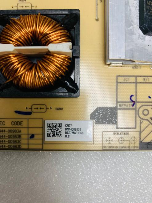Samsung QN82Q7DRAF Power Supply board BN44-00983B