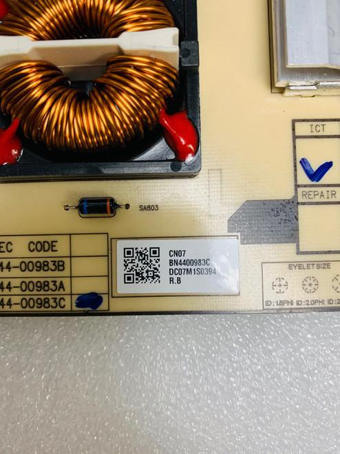 Samsung QN75Q7DRAF Power Supply board BN44-00983C
