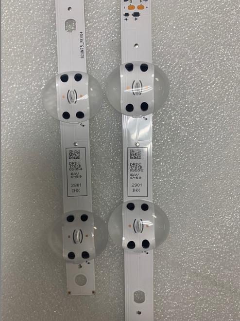 LG 82UM8070PUA LED Light Strips set of 12 EAV64592801 & EAV64592901