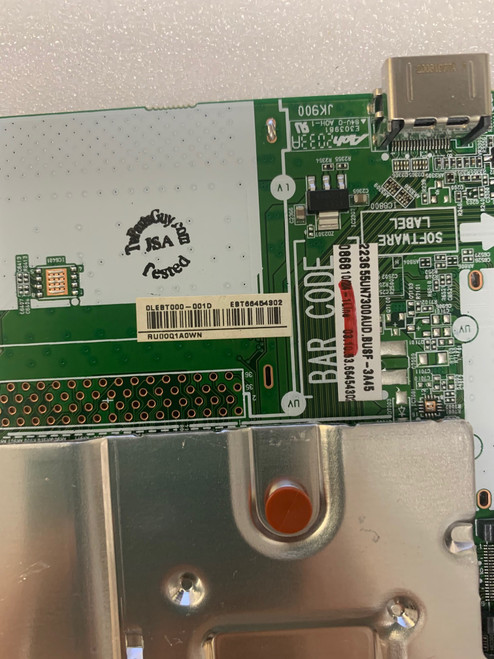 LG 55UN7300AUD.BUSFLKR Main board EAX69083603 / EBT66454302