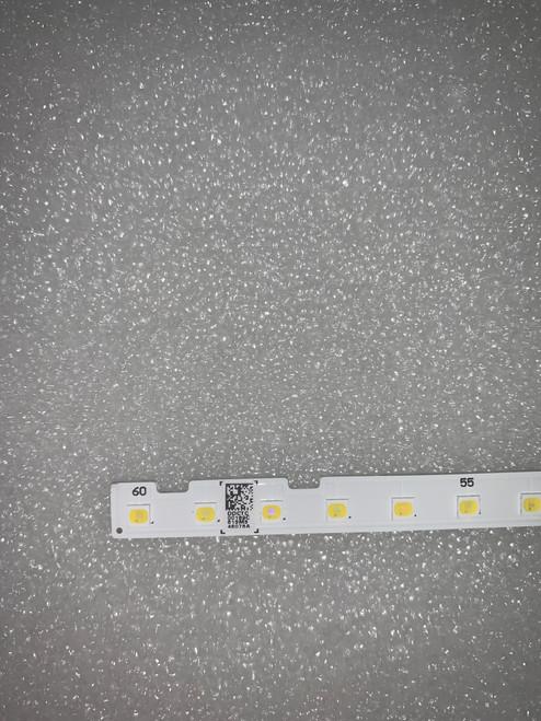 Samsung UN75NU7200F LED Light Strip set of 3 In Metal Casing BN96-46078A