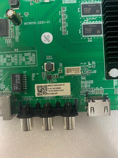 ONN 100012586 TV Repair kit M19083-MT / 119330 / TV5502-ZC02-01