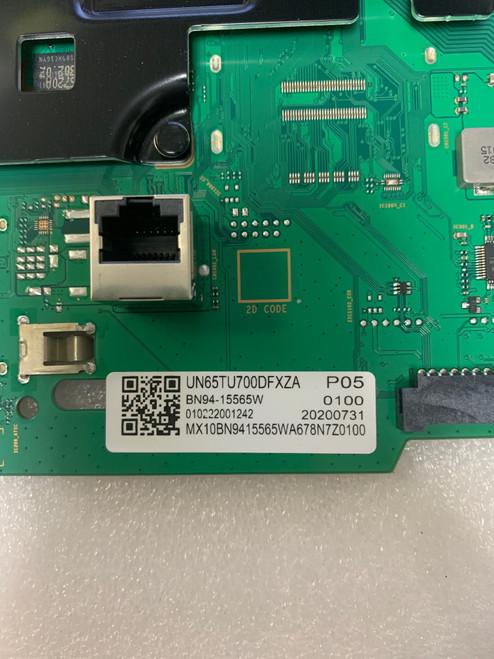 Samsung UN65TU700DF CC02 Main board BN41-02751A / BN97-17938A / BN94-15565W