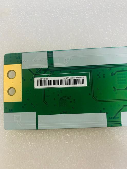 Vizio D43FX-F4 Tcon board HV430FHBN10 / 44-9771433