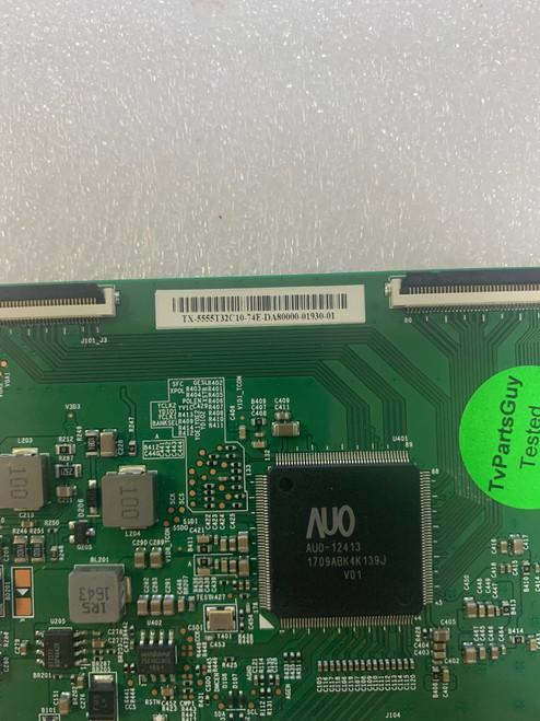 Element EL4KAMZ5517 Tcon board 55T32-C0B / 55.55T32.C10