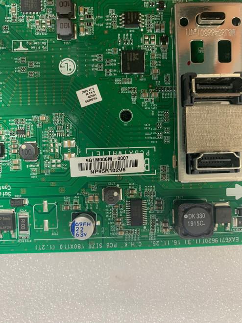 LG 34UM69G-B Main board EAX67196201 / 9G1M006M