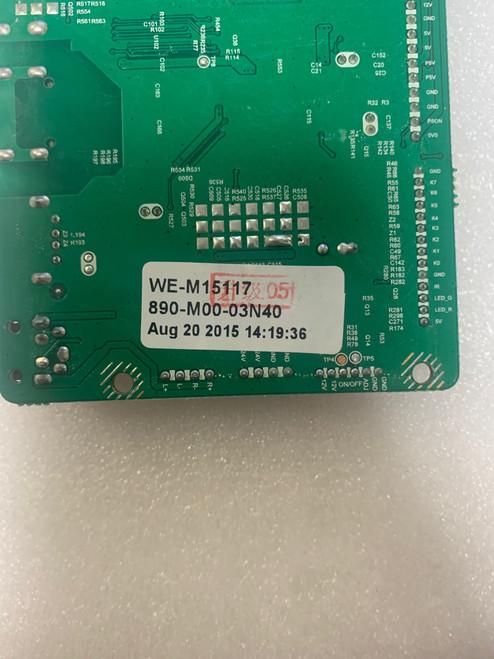 Westinghouse WD65MC2240 Main board ST6308RTU-A1 / WE-M15117