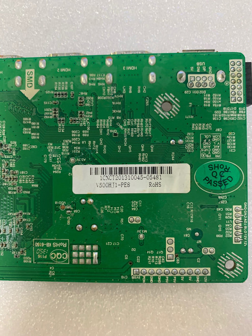 Sceptre X505BV-FMDR Main board T.RSC8.A2 / CNCT201310045