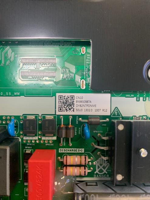 Samsung UN50TU7000F DB01 Main board  BN96-50987A