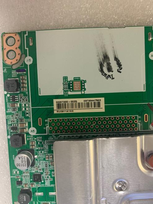 LG 55UN6950ZUA.BUSFLKR Main board EAX69083603 / EBT66447502